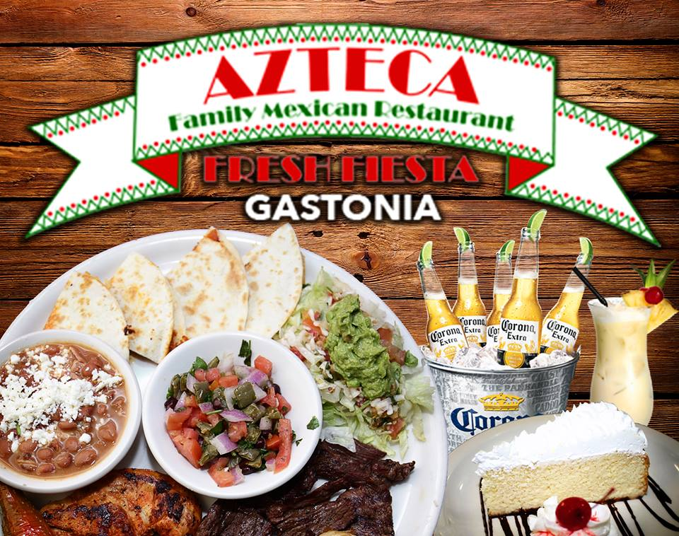 Gastonia Azteca Mexican Family Style Restaurant In Charlotte And
