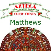 Azteca Restaurant Mexican Food Mathews